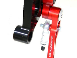 "PRSP03 - DUCABIKE Ducati Superbike 1098/1198/848 Adjustable Rearset ""SP"""
