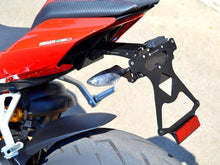PRT12 - DUCABIKE Ducati Panigale / Streetfighter V4 Adjustable License Plate Holder
