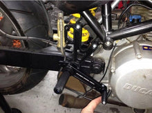 PRVM01 - DUCABIKE Ducati Monster / Sport Touring / SuperSport Adjustable Rearset