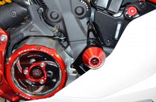 PTSS02 - DUCABIKE Ducati SuperSport 939 Frame Crash Protection Siders