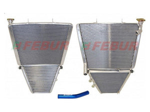 FEBUR Aprilia RSV4 RR/RF Complete Street Racing Water and Oil Radiator