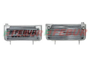 FEBUR Ducati Hypermotard 796/1100 Complete Street Increased Oil Radiator
