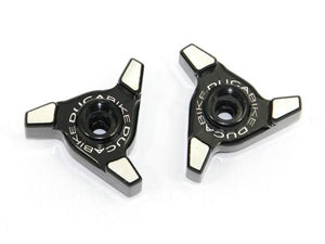 RCMTS01 - DUCABIKE Ducati Multistrada 1200 Windscreen Adjustment Knobs