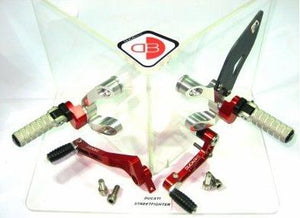 RPB06 - DUCABIKE Ducati Superbike / Streetfighter Pedal Support