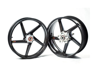 BST Ducati Superbike 749 / 999 Carbon Wheels
