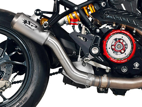 Spark Ducati Monster 1200r Slip On Exhaust Motogp Racing