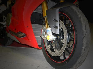 TRD04 - DUCABIKE Ducati Front Wheel Right Cap