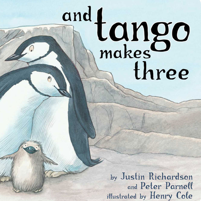 And Tango Makes Three Children's Book - PeaTree