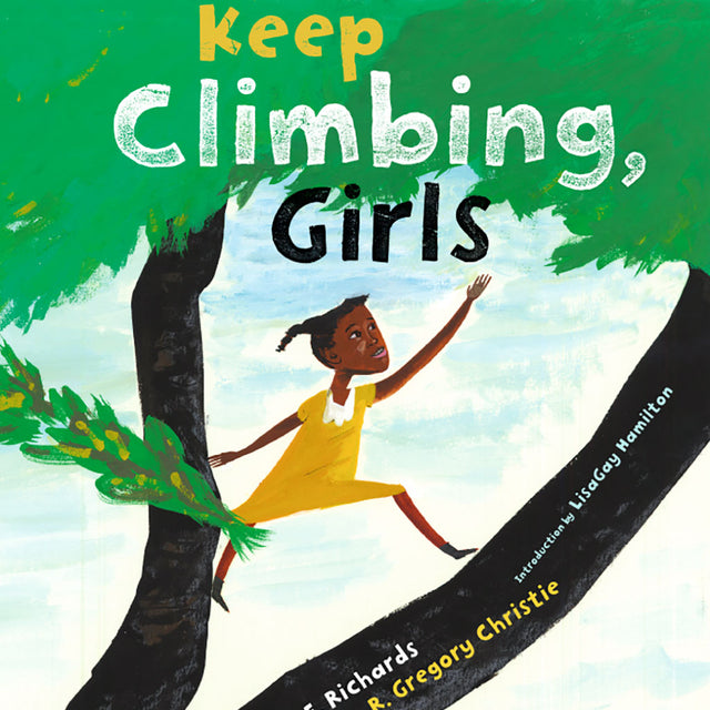 Keep Climbing, Girls | PeaTree