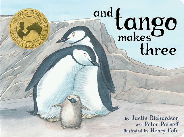 And Tango Makes Three Children's Book | PeaTree