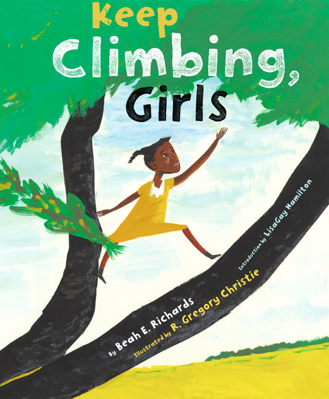 Keep Climbing, Girls - PeaTree