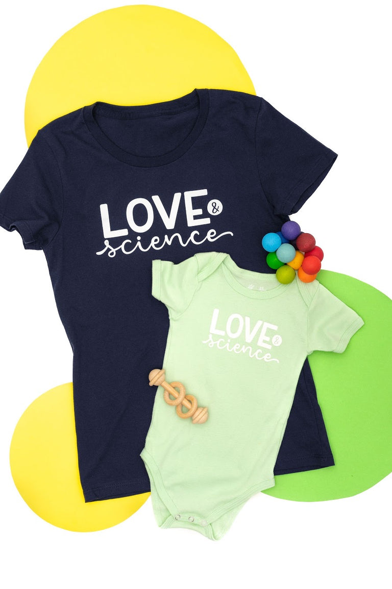 Love & Science Women's T-Shirt  - Water
