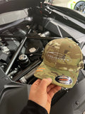 Velocity Driving FlexFit Light Camo Cap