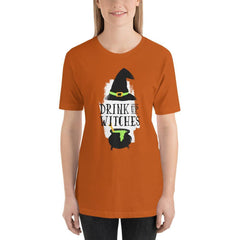 Drink Up Witches Women's T-Shirt MatchingStyle.com Autumn S