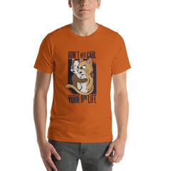 Funny Cats Men's T-Shirt MatchingStyle.com Autumn S
