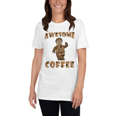 Awesome Coffee Women's T-Shirt