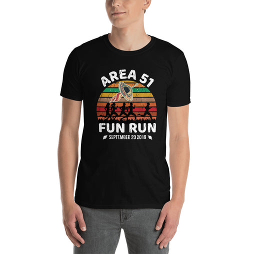 Area 51 Fun Run Men's T-Shirt