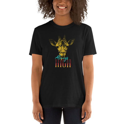 Always High Giraffe Women's T-Shirt
