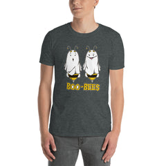 Bee Ghost Halloween Men's T-Shirt