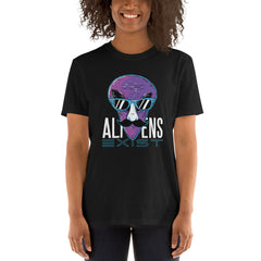 Aliens Exist Women's T-Shirt