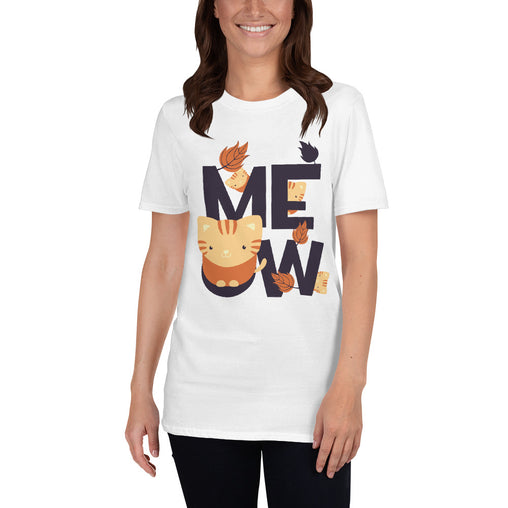 Meow Kitty Cat Women's T-Shirt