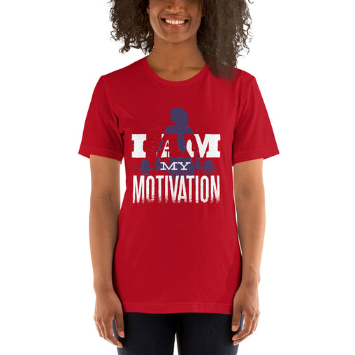 I Am MY Motivation Women's T-Shirt