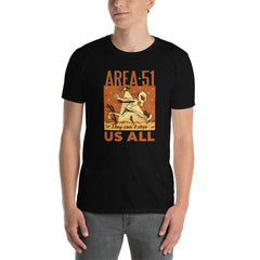 Area 51 Alien Men's  T-Shirt