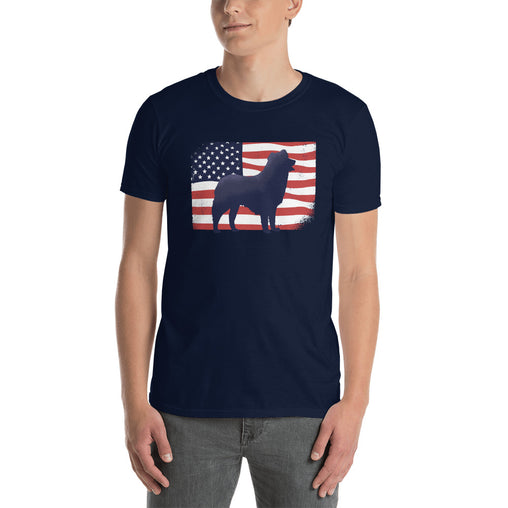 American Dog Men's Unisex T-Shirt