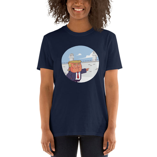 Trump Wall Women's T-Shirt