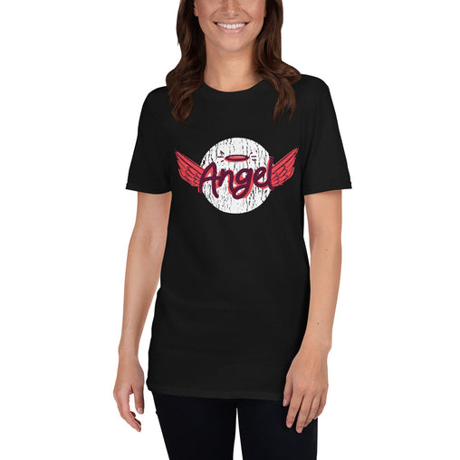 Angel Letter With Wings Women's T-Shirt