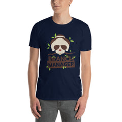 Coolest Branch Manager Men's T-Shirt