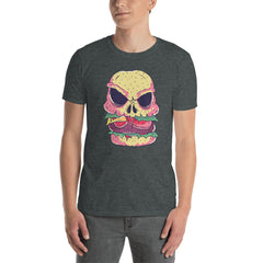 Skull Burger Men's T-Shirt