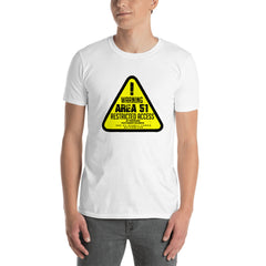 Area 51 Restricted Access Men's T-Shirt