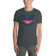 Made In USA Eagle Men's T-Shirt