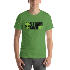 Let's Storm Area 51 Wearing This Cool Men's T-Shirt