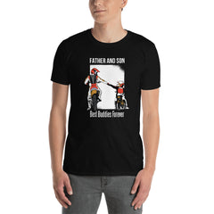 Father Son Best Buddies Men's T-Shirt
