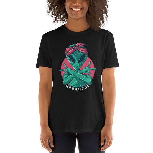 Alien Gangster Women's T-Shirt