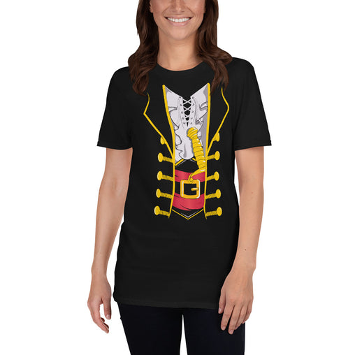 Pirate Buccanneer Halloween Women's T-Shirt