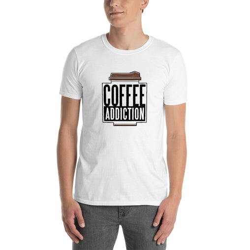 Coffee Addiction Men's T-Shirt