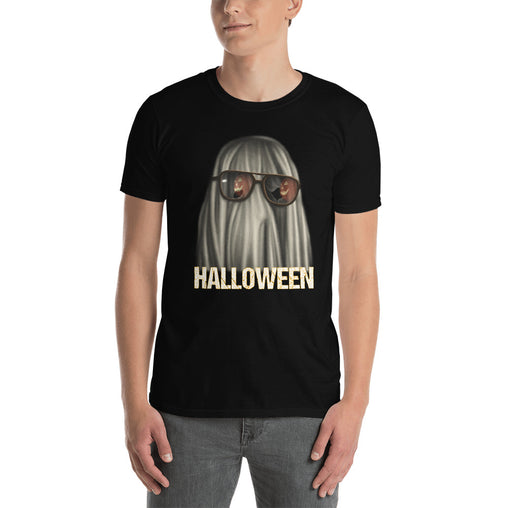 Halloween Ghost Men's T-Shirt
