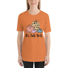 It's Fall Ya'll Women's T-Shirt
