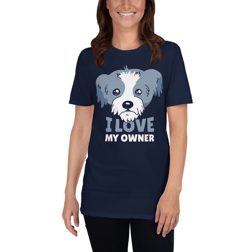 Cute Dog Women's T-Shirt