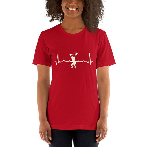Weight Lifting Women's T-Shirt