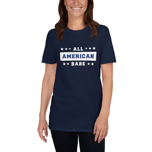 All American Babe Women's T-Shirt