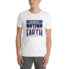 The Greatest Nation On Earth Men's T-Shirt