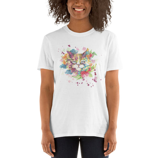 Cute Cat Women's T-Shirt