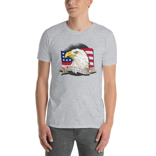 American Patriotic Eagle Men's T-Shirt