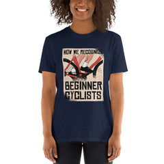 Beginner Cyclists Women's T-Shirt