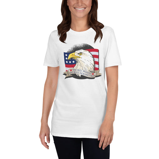 American Patriotic Eagle Women's T-Shirt
