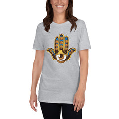 Hamsa Eye Women's T-Shirt